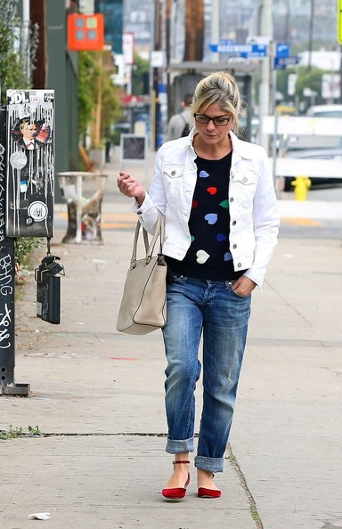 Sweetheart Selma Blair In Talbots 1