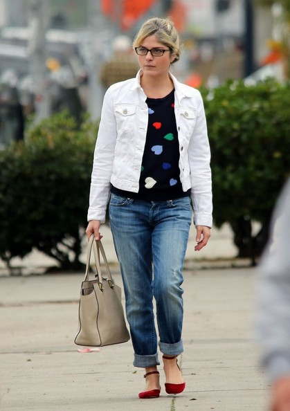 Sweetheart Selma Blair In Talbots 6