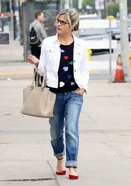 Sweetheart Selma Blair In Talbots 7
