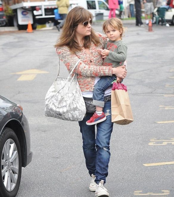 Selma Blair & Saint 5