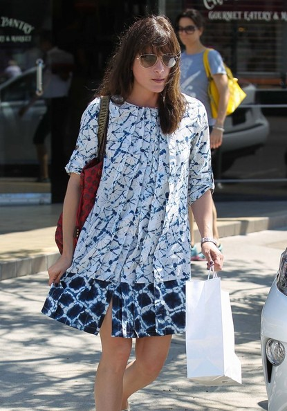 Selma Blair Meets With Friends For Lunch 6
