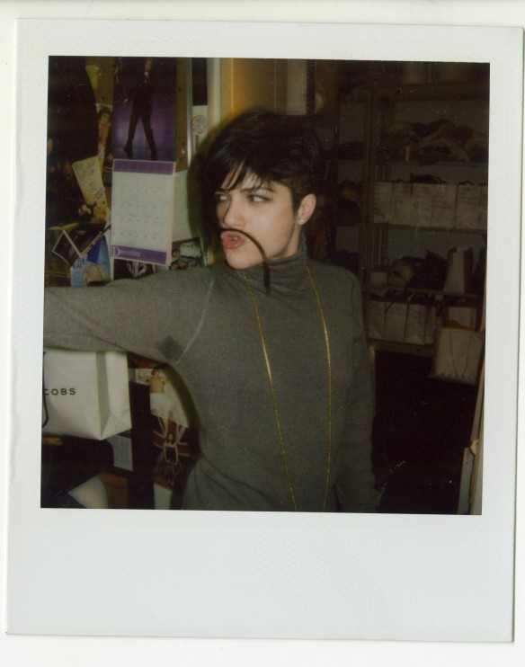 Selma Blair Robert Rich Polaroids 1