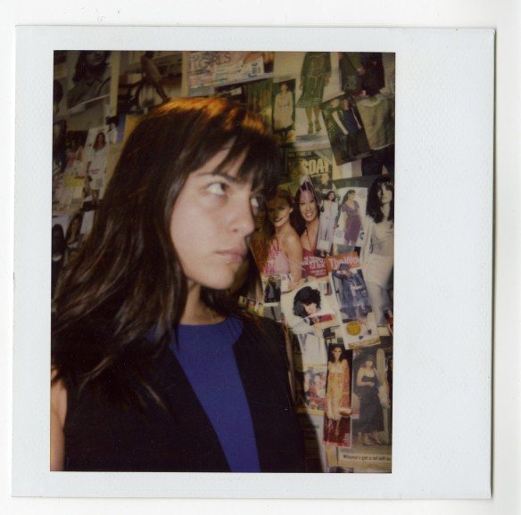 Selma Blair Robert Rich Polaroids 2