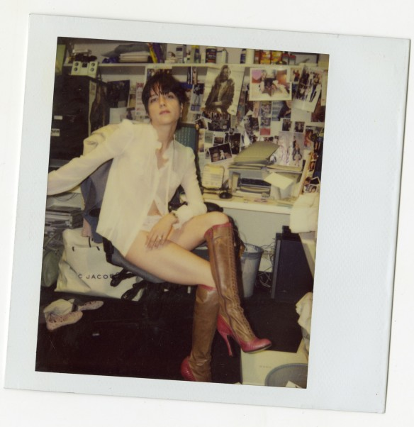 Selma Blair Robert Rich Polaroids 3