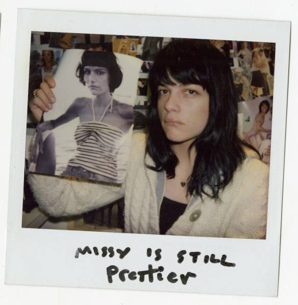Selma Blair Robert Rich Polaroids 4