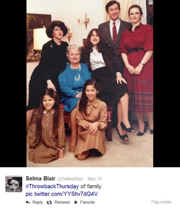 Selma Blair #tbt