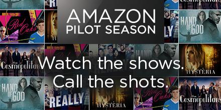 Amazon Pilot Season 2014