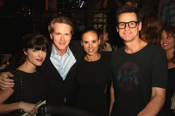 Selma Blair Cary Elwes Jim Carrey As You Wish Book Launch