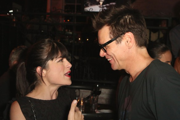 Selma Blair Lisa Marie Kubikoff Cary Elwes Jim Carrey As You Wish Book Launch 4
