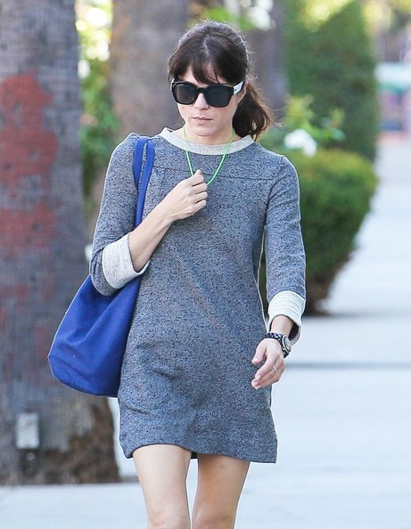 Selma Blair Spotted Leaving Nail Solon 10