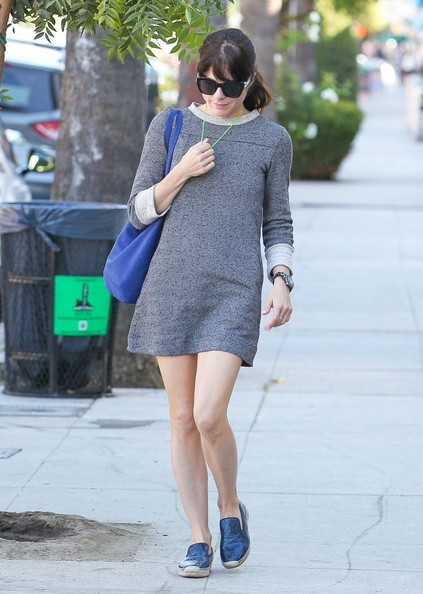 Selma Blair Spotted Leaving Nail Solon 2