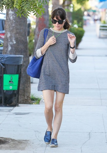 Selma Blair Spotted Leaving Nail Solon 3