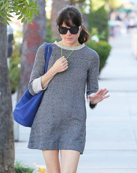 Selma Blair Spotted Leaving Nail Solon 4