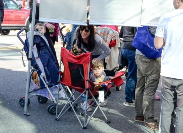 Selma Blair & Son Arthur Farmers Market January 2015 6