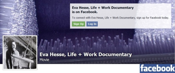 Eva Hesse Facebook