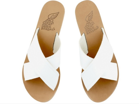 Thais Ancient Greek Sandals as seen worn by Selma Blair March 6th 2015