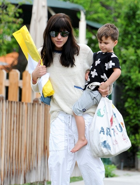 Selma Blair & Arthur Saint Photo Update1