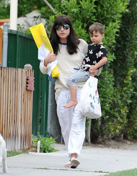 Selma Blair & Arthur Saint Photo Update2