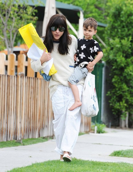 Selma Blair & Arthur Saint Photo Update3