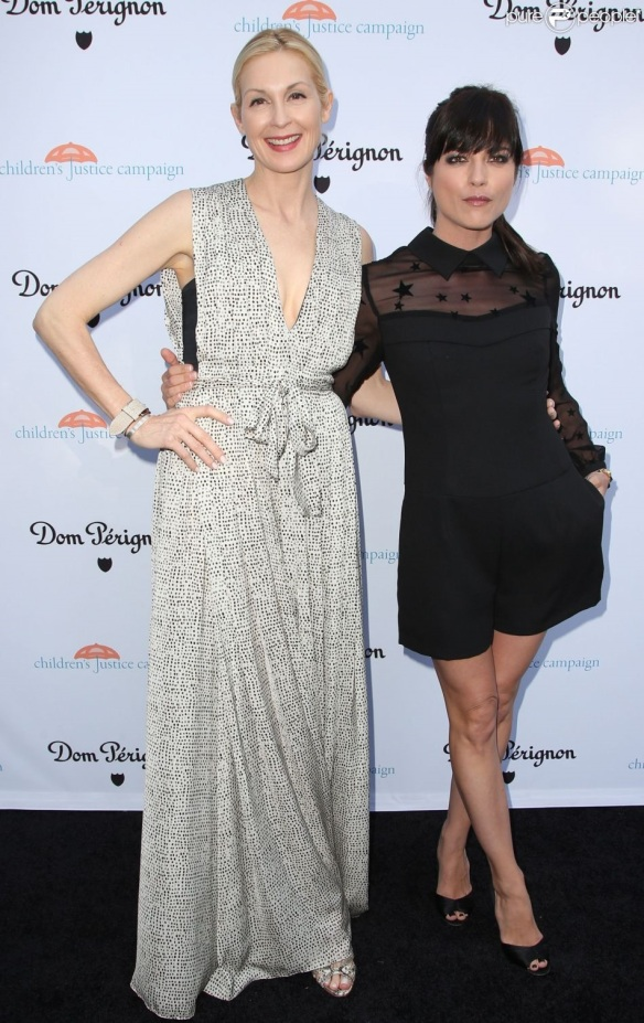 Selma Blair Kelly Rutherford Children's Justice Campaign 1