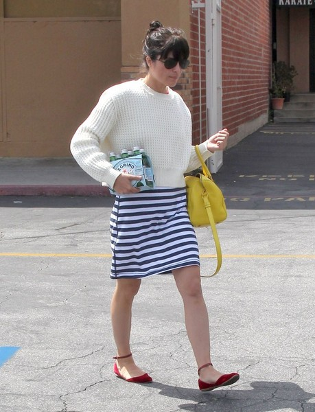 Selma Blair Sparkling Water Run 1