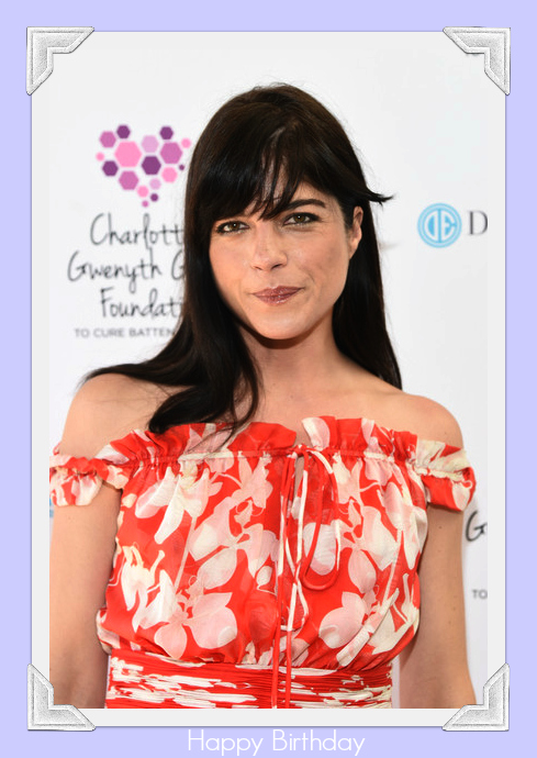 Happy Birthday Selma Blair