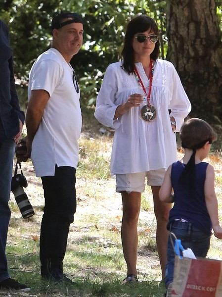 Selma Blair Throws A Birthday Party For Ninja Arthur 4