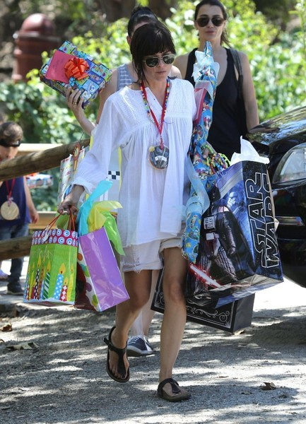Selma Blair Throws A Birthday Party For Ninja Arthur 6