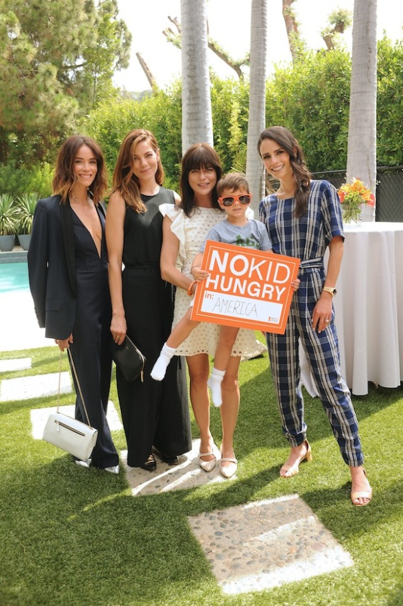 No Kid Hungry Breakfast Party