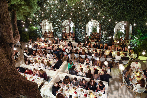CHANEL DINNER : IN HONOR OF BABY2BABY IN LOS ANGELES