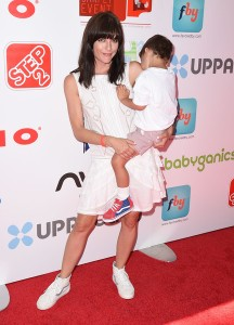 Selma Blair 4th Annual Red CARpet Safety Awareness 1