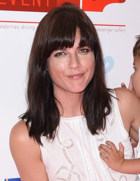 Selma Blair 4th Annual Red CARpet Safety Awareness 2