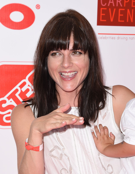 Selma Blair 4th Annual Red CARpet Safety Awareness 6