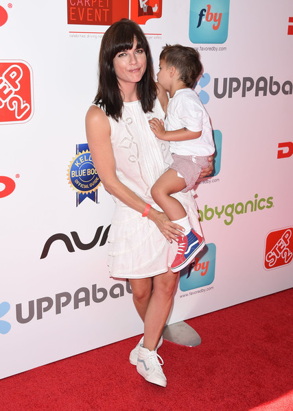Selma Blair 4th Annual Red CARpet Safety Awareness 7