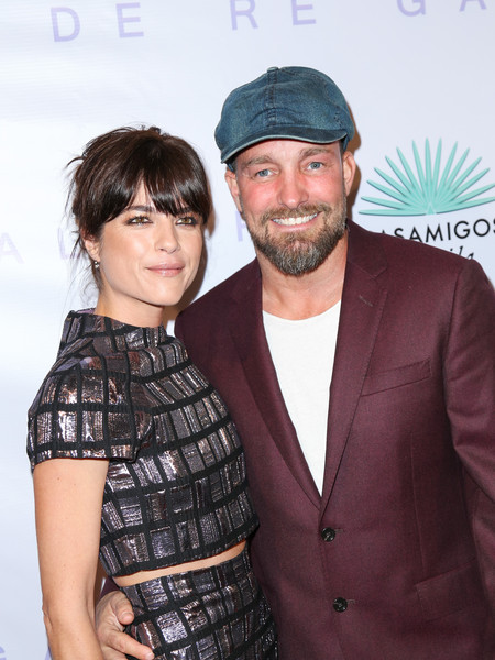 Selma Blair Arrives At Brian Bowen Smith's Metallic Life Exhibit 4