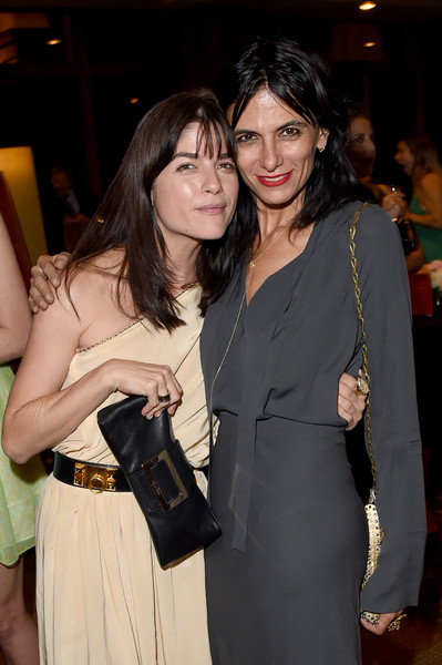 Selma Blair Attends Liz Goldwyn's Book Launch Event LA 2