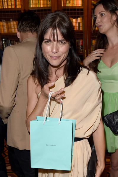 Selma Blair Attends Liz Goldwyn's Book Launch Event LA 5