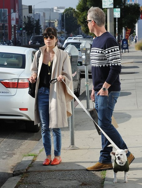 Selma Blair And Her Doggie Ducky 18