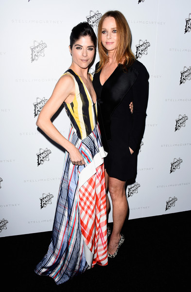 Selma Blair Attends Stella McCartney Autumn 2016 Launch 2