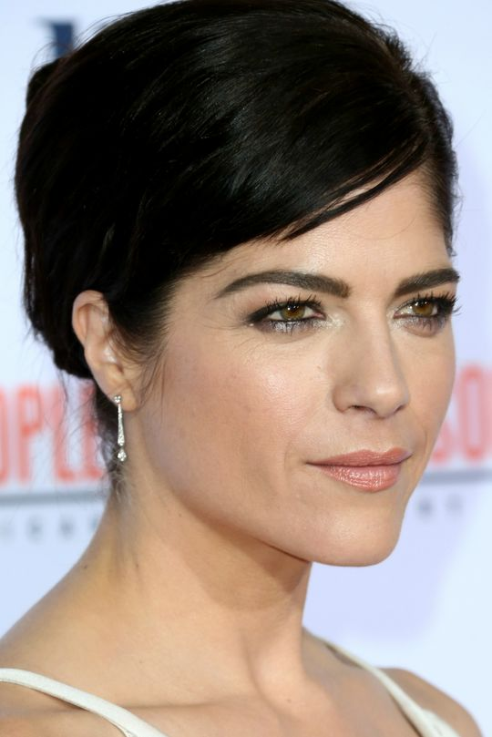 Selma Blair FX Premiere Red Carpet 1