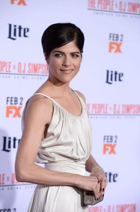 Selma Blair FX Premiere Red Carpet 6