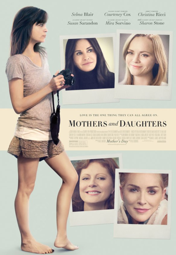 Mothers and Daughters Selma Blair