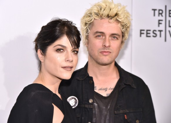 Selma Blair Billie Joe Armstong Red Carpet Tribeca Film Festival 2016 11