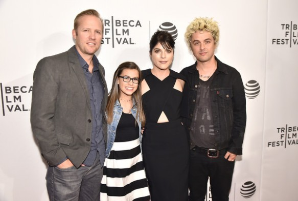 Selma Blair Billie Joe Armstong Red Carpet Tribeca Film Festival 2016 13
