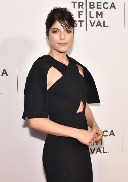 Selma Blair Billie Joe Armstong Red Carpet Tribeca Film Festival 2016 16