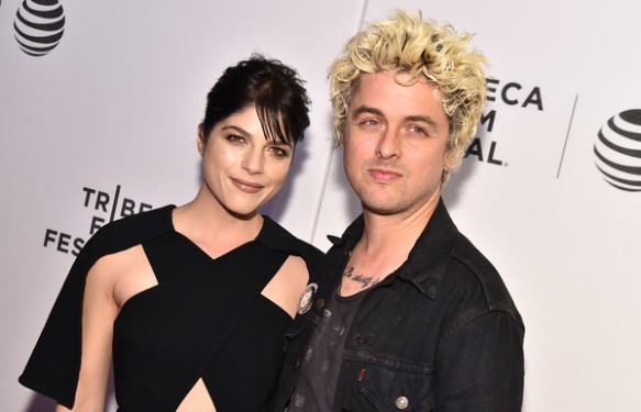 Selma Blair Billie Joe Armstong Red Carpet Tribeca Film Festival 2016 17
