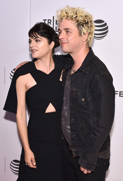 Selma Blair Billie Joe Armstong Red Carpet Tribeca Film Festival 2016 4