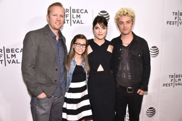 Selma Blair Billie Joe Armstong Red Carpet Tribeca Film Festival 2016 5