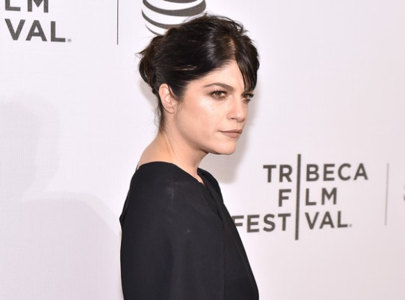 Selma Blair Billie Joe Armstong Red Carpet Tribeca Film Festival 2016 7