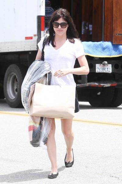 Selma Blair Shopping in Beverly Hills 4